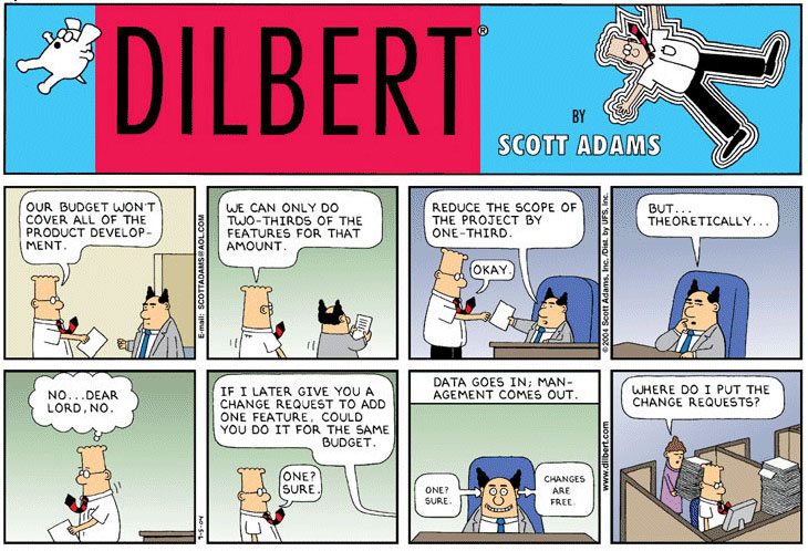 Dilberts 20 Funniest Cartoons On Big Data in addition Ilboscoinformatico noblogs likewise Facts About Managers Better Work also Employee Engagement Is Not Mandate moreover Why It Has To Do More With Less Every Single Year. on dilbert birthday cartoon